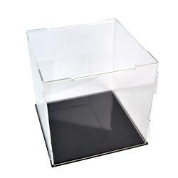 3T 100 블랙하판 아크릴케이스 피규어 장난감 정리 보관함