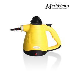 메디하임 스팀청소기 MH-900 옐로우