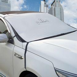 카닉스 차량용 햇빛가리개 앞창가리개 성에커버 M