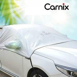 카닉스 차량용 반커버 햇빛가리개 성에커버 M