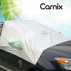 카닉스 차량용 반커버 햇빛가리개 성에커버 L