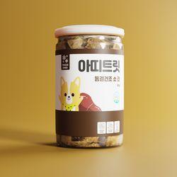 강아지 동결건조 간식 아띠트릿 한우 소 간 90g