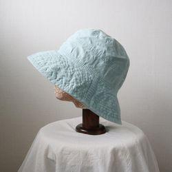 무지 코튼 기본 남녀 벙거지 모자 버킷햇 (4color)