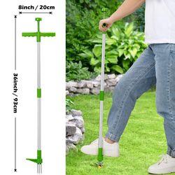 허리통증해방 한손 잡초 제거기 전원주택필수품 제초