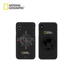 내셔널지오그래픽 아이폰7+ 울트라 슬림핏+콤파스 슬림핏 케이스
