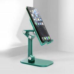 휴대용 거치대 핸드폰 태블릿 패드 받침대 각도조절