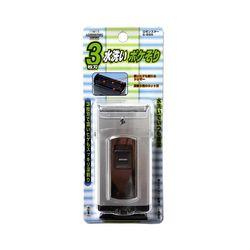 로젠스타 휴대용 2중 면도날 AA 전지 면도기S686 6002