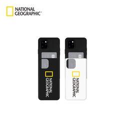 내셔널지오그래픽 아이폰11 Pro Max 빅로고 아이슬라이드 케이스