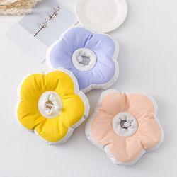 애견 목보호대 깔때기 꽃모양 쿠션 넥카라 깔대기
