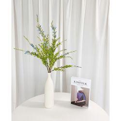 싸리꽃 조화 가지 4Color 고급 실크플라워 조팝 설유화 꽃꽃이