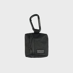 X206 터틀 에어팟 파우치 블랙
