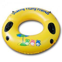 물놀이 튜브 수영장 워터파크 해변 수영 튜브