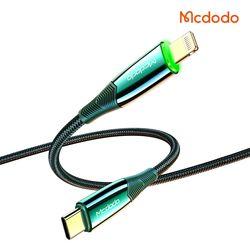 Mcdodo N시리즈 자동전류차단 C to 8핀 PD 고속 케이블 1.8m
