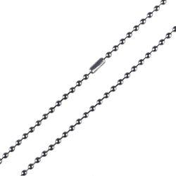 맥아미 CH0 티타늄 목걸이 체인 70cm