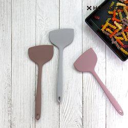 국산 실리콘 싹쓸이 다용도 볶음 주걱 요리 조리 도구 스파츌라
