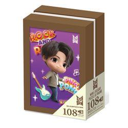 BTS 타이니탄 액자 퍼즐 108피스 정국 Tiny TAN