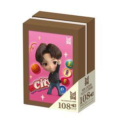 BTS 타이니탄 액자 퍼즐 108피스 슈가 Tiny TAN