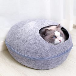 디노 숨숨 하우스 고양이용품 방석 펫하우스