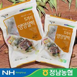 농협 찰떡 5가지 영양찰떡 800g