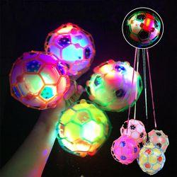 LED 라이트 점프볼 공 플래시 불빛 탱탱볼 피젯 토이