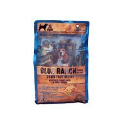 블루키친 블루런치 도그 칠면조 앤 고구마 2.27kg강아지 사료