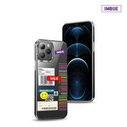 임뷰 아이폰12 미니 프로 프로맥스 Barcode 디자인 케이스