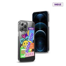 임뷰 아이폰12 미니 프로 프로맥스 Boom 디자인 케이스