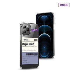 임뷰 아이폰12 미니 프로 프로맥스 Tag 디자인 케이스