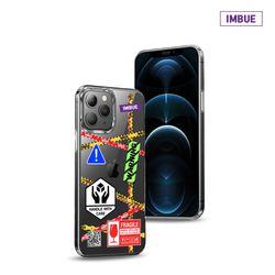 임뷰 아이폰12 미니 프로 프로맥스 Waring 디자인 케이스