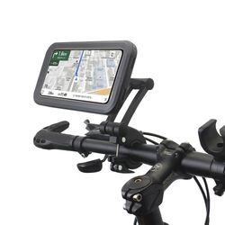 한눈에 들어오는 360도 회전 자전거 거치대