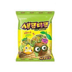 새콤달콤 키위+레모네이드 200g