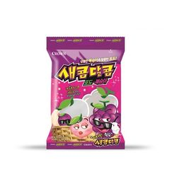 새콤달콤 포도+복숭아 200g