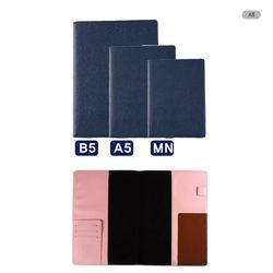 비즈바인더 A5 패드1권 옥스포드 색상랜덤