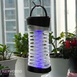 버그킬러 초파리 트랩 친환경 LED 무소음 해충퇴치기