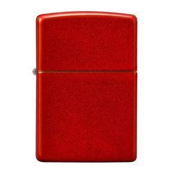 ZIPPO 라이터 49475 Classic Metallic Red