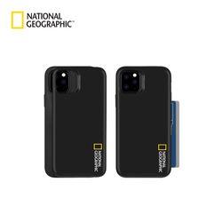 내셔널지오그래픽 아이폰11ProMax 브랜드 스몰로고 오토슬라이드