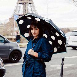 오드리 3단 자동 우산