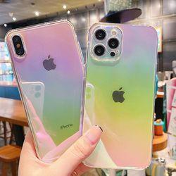 아이폰 12 11 미니 pro max x se2 오로라 젤리케이스