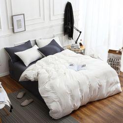 러빙랩 드보아 침구세트 침대커버 베개 이불커버 Q