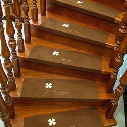 미끄럼방지 야광 논슬립 계단매트 70 x 22cm