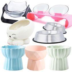 애견 고양이 강아지 밥그릇 물그릇 대형견 식기 그릇