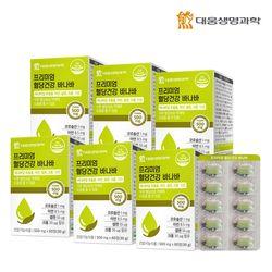 대웅생명과학 혈당건강 바나바 추출물 60정 6박스(12개월분)