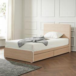 트리빔하우스 에리스 럭셔리 독립봉합 서랍형 침대 SSTB21F108