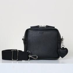 D.LAB Coy mini bag+하트키링 - 4color