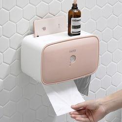 생리대보관함 화장실 휴지걸이
