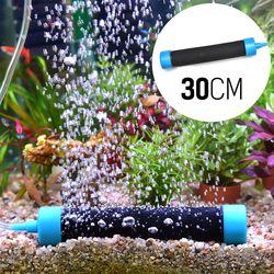 저압 원통형 에어분사기 30cm(에어모터별매)-어항 기포확산기