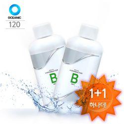 오셔닉 박테리아제 120ml(2개)-물갈이 수질정화 물약