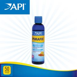 API 피마픽스 118ml(자연성분 세균치료제)-수족관 열대어 질병