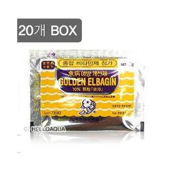 골든 엘바진 7g (20개입) 1박스-곰팡이균 질병치료제