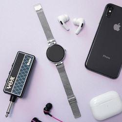 [스마트워치] Smart Watch 레이디 라운드 실버 OTSW12152TSS